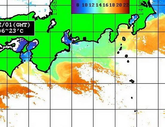 おおっ、志摩沖 相模湾、房総野島に、おもしろそうな潮がっ!! 【カジキ・マグロトローリング】_f0009039_17123451.jpg