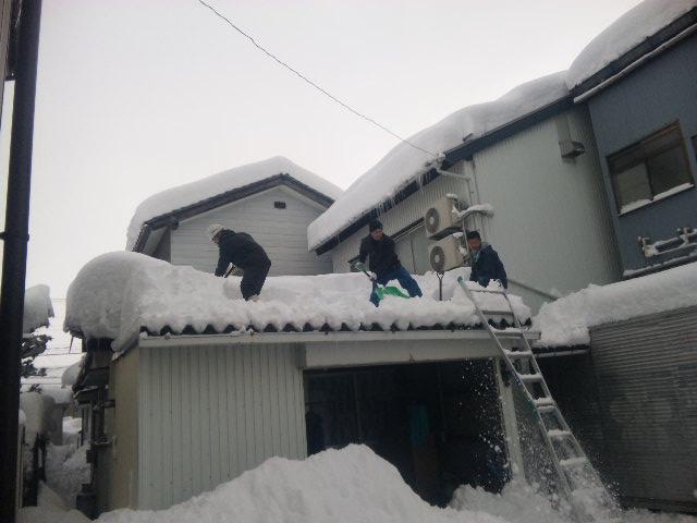 屋根の雪下ろし_e0194049_1735782.jpg