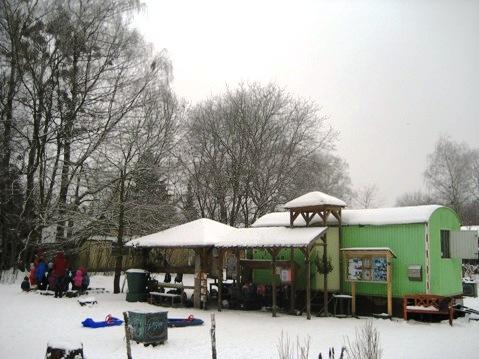 森の幼稚園第二期生が実習を再開されました!_f0037258_14465989.jpg