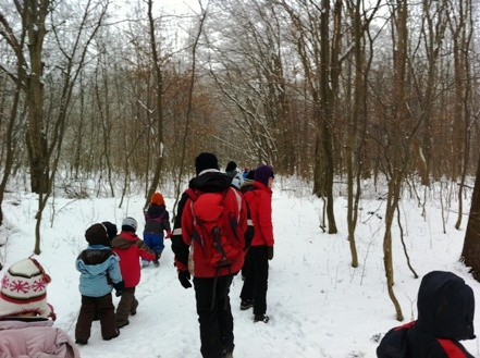 森の幼稚園第二期生が実習を再開されました!_f0037258_14521067.jpg