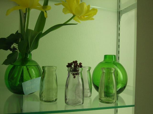 オークリーフ(春の花に合わせて・・・)_f0049672_1222129.jpg