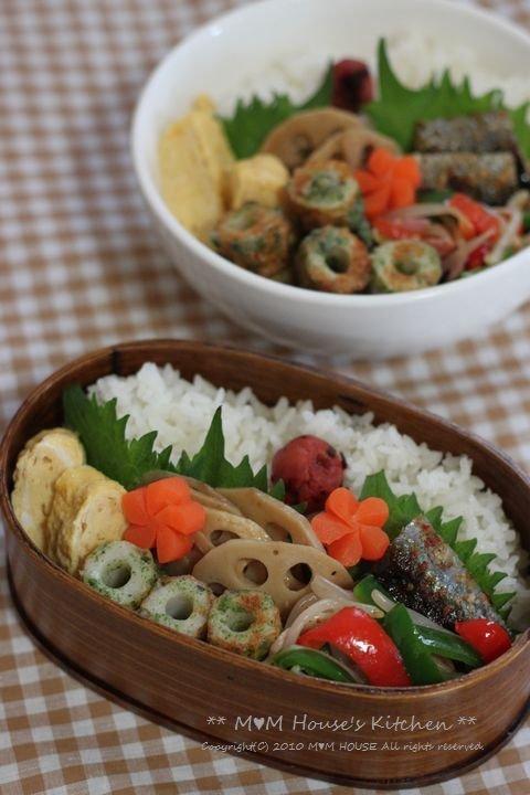 祐ちゃんフィーバー ☆今日のお弁当♪_c0139375_1101166.jpg