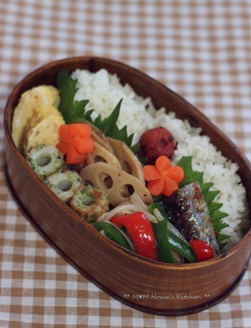 祐ちゃんフィーバー ☆今日のお弁当♪_c0139375_1105618.jpg