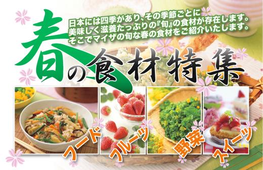 ■春の食材イメージを収録したオススメCD-ROM製品■ MIXA IMA...  神楽坂 勤のデ