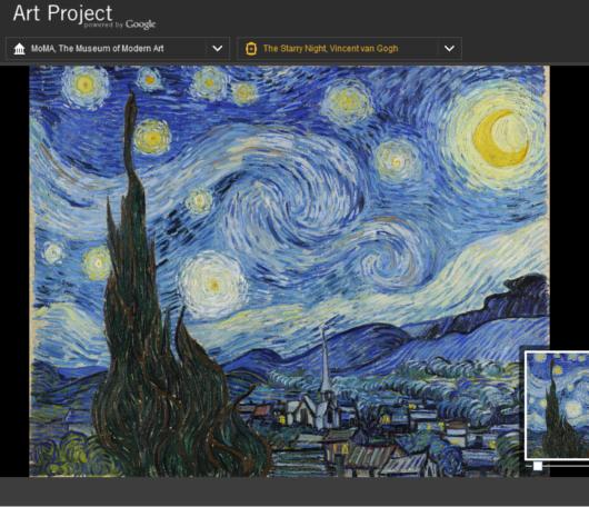 ストリート・ビューでメトロポリタン美術館のバーチャルお散歩を楽しめます Google Art Project_b0007805_354132.jpg
