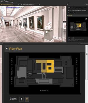 ストリート・ビューでメトロポリタン美術館のバーチャルお散歩を楽しめます Google Art Project_b0007805_5304541.jpg