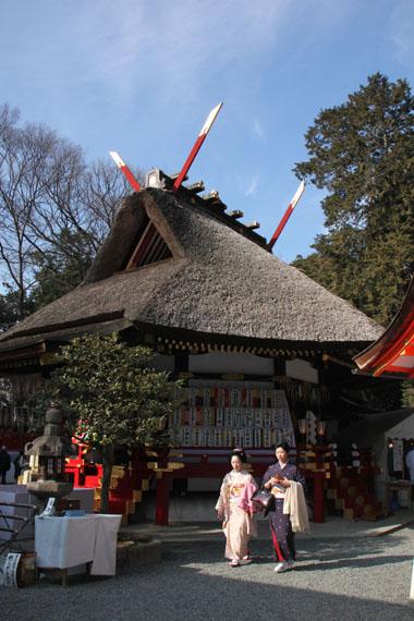 吉田神社 節分祭1_e0048413_21115791.jpg