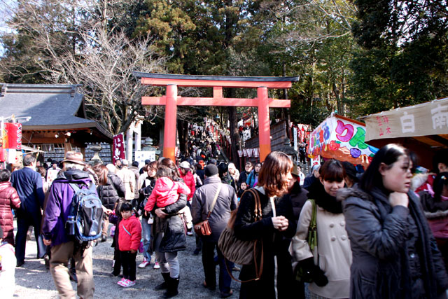 吉田神社 節分祭1_e0048413_2111917.jpg