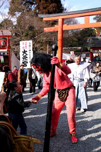 吉田神社 節分祭1_e0048413_21123340.jpg