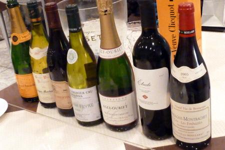 今年二度目の・・・キフキフナイト  今度はワイン会♪_f0141419_6422857.jpg