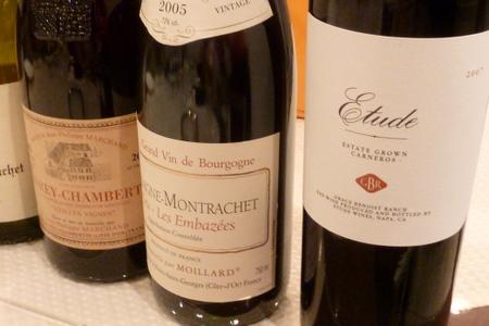 今年二度目の・・・キフキフナイト  今度はワイン会♪_f0141419_6424375.jpg