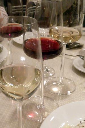 今年二度目の・・・キフキフナイト  今度はワイン会♪_f0141419_6492695.jpg
