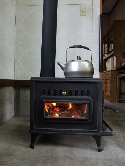 暖炉のある日常_d0177220_1031426.jpg
