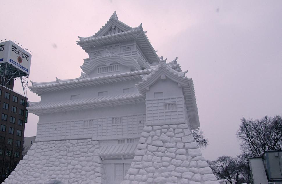 さっぽろ雪まつりの思い出 2009 ~楽しかった雪まつり~_c0223825_119233.jpg