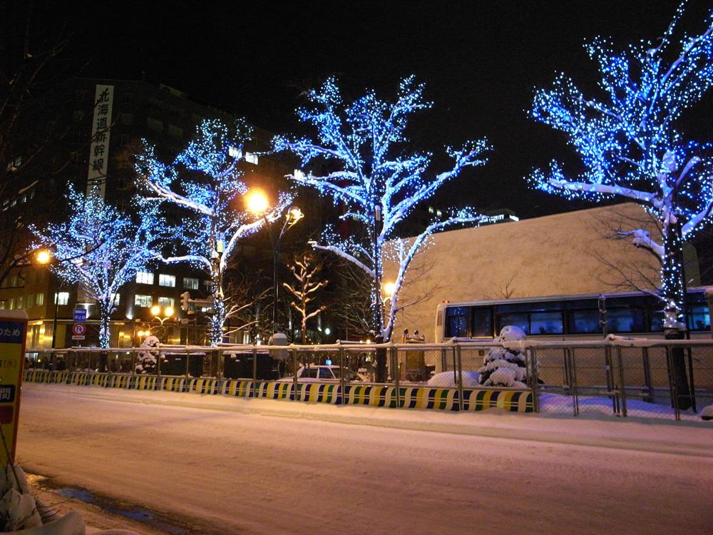 さっぽろ雪まつりの思い出 2009 ~楽しかった雪まつり~_c0223825_238983.jpg