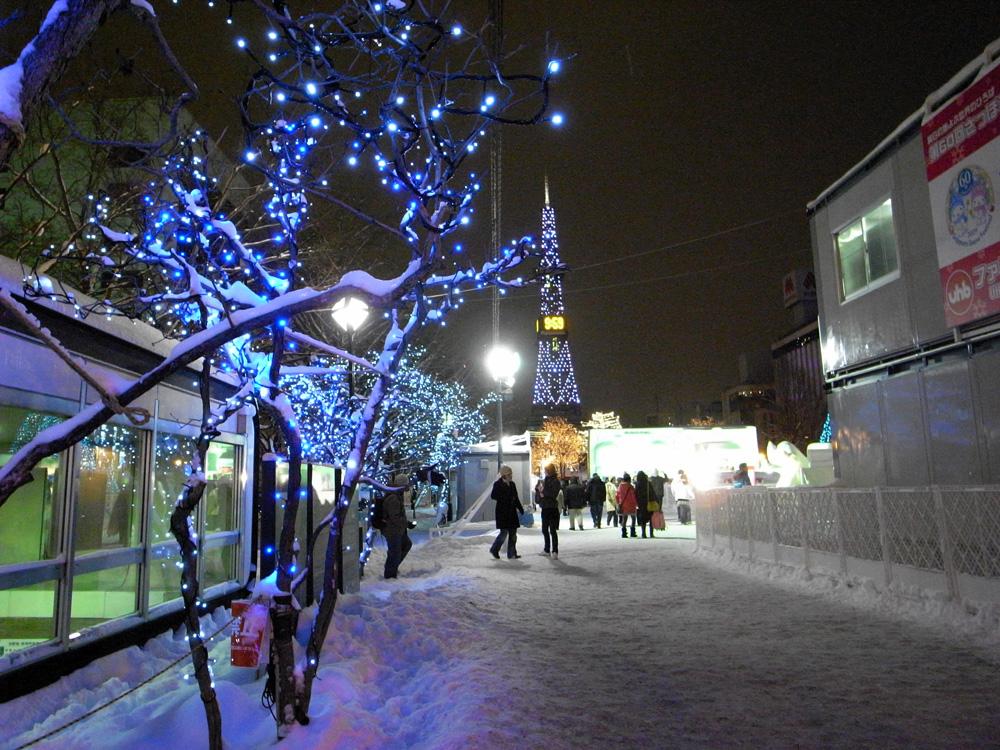さっぽろ雪まつりの思い出 2009 ~楽しかった雪まつり~_c0223825_2395456.jpg