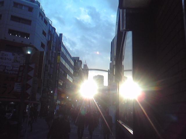 Ikebukuro sunset_c0076939_23234133.jpg