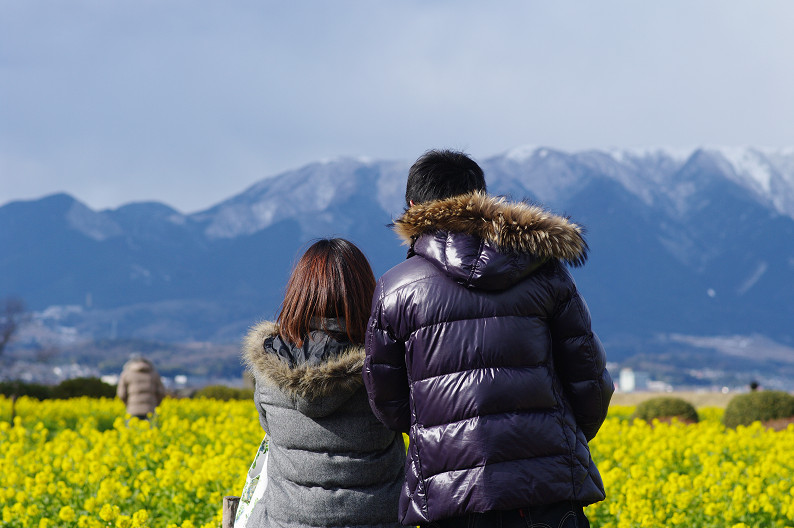 琵琶湖 なぎさ公園 ~春の予感?~_f0152550_22365648.jpg
