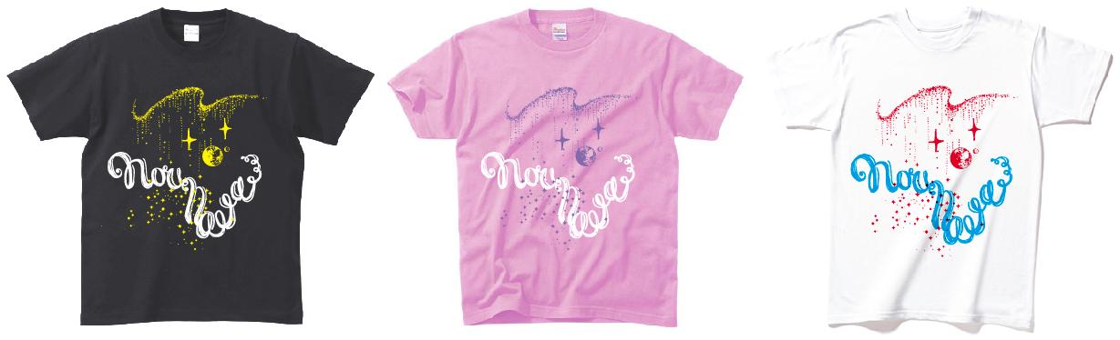 のあのわ ツアーTシャツ_b0156872_2315091.jpg