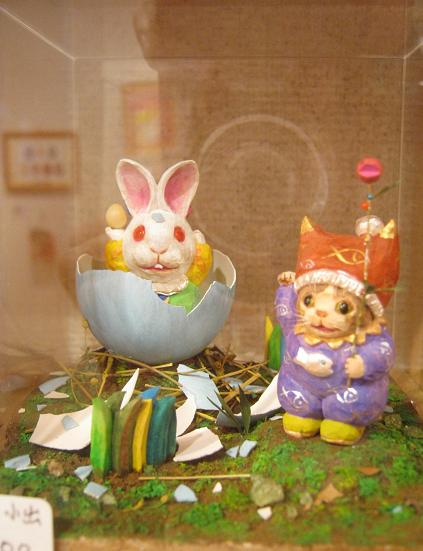 ☆15周年記念企画展「卵・TAMAGO・たまご」開催☆その3 _e0134502_1922266.jpg