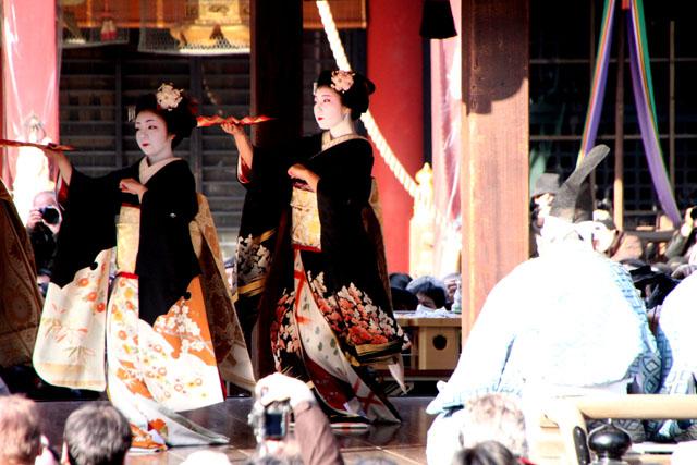 八坂神社 節分祭4_e0048413_22114070.jpg