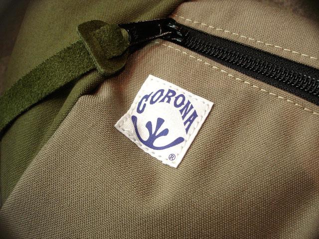 NEW : CORONA [MONKEY BANANA] BAG NEW COLOR !!_a0132147_23125584.jpg