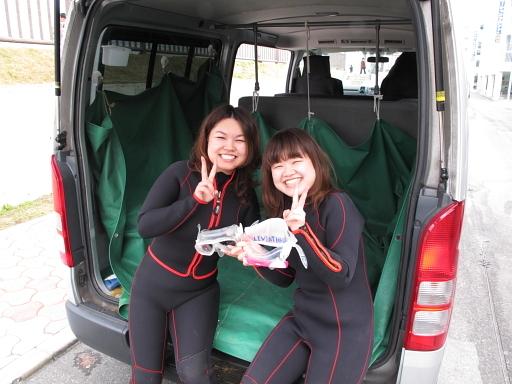 気温は20℃☆沖縄体験ダイビング!!_a0156273_23565083.jpg