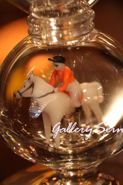 「スティーブンス・ウィリアムズのフィギュア」~馬と騎手_d0172278_16382946.jpg
