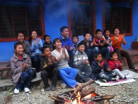 インド〜ネパール 最後のロケ_f0067255_14362036.jpg
