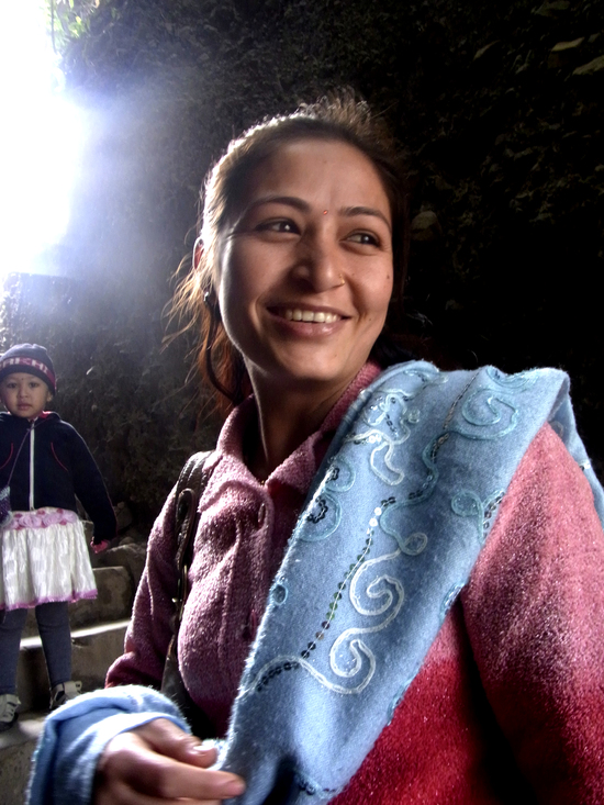 インド〜ネパール 最後のロケ_f0067255_14365818.jpg