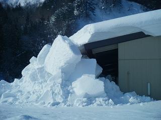 今日の雪ムロ_d0122374_20552051.jpg