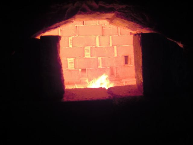 窯焚き _e0216090_18432441.jpg