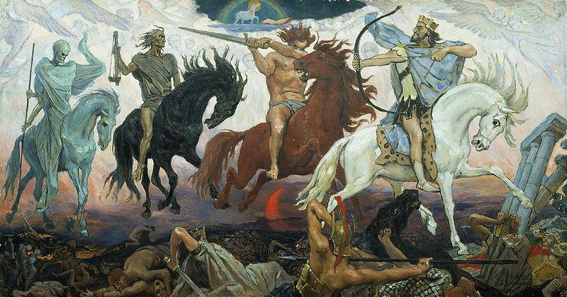 エジプトでついに「第4の騎士と青白い馬」が現れる!:不吉の予兆か?_e0171614_1827233.jpg