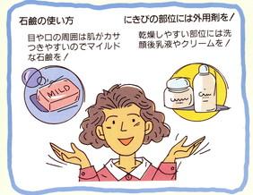 2011年1月25日教室 『ニキビの原因と治療 -ニキビでお悩みのあなたへ-』_c0219616_17375265.jpg