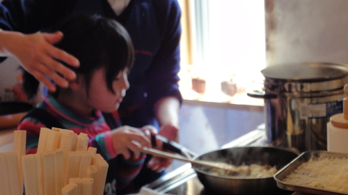 IH料理教室 バレンタインメニュー_c0178231_13265781.jpg