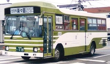広島電鉄 日野P-RJ172BA +日野車体_e0030537_22413558.jpg