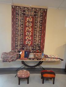 トルコのキリム展、開催中_e0109554_13432161.jpg