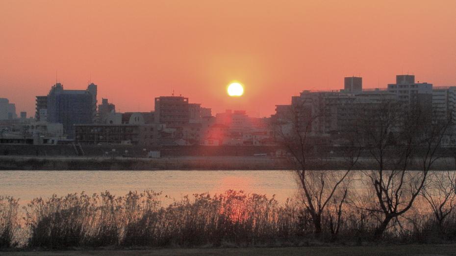 ダイヤモンド富士・葛飾区東四つ木_a0150260_0552332.jpg