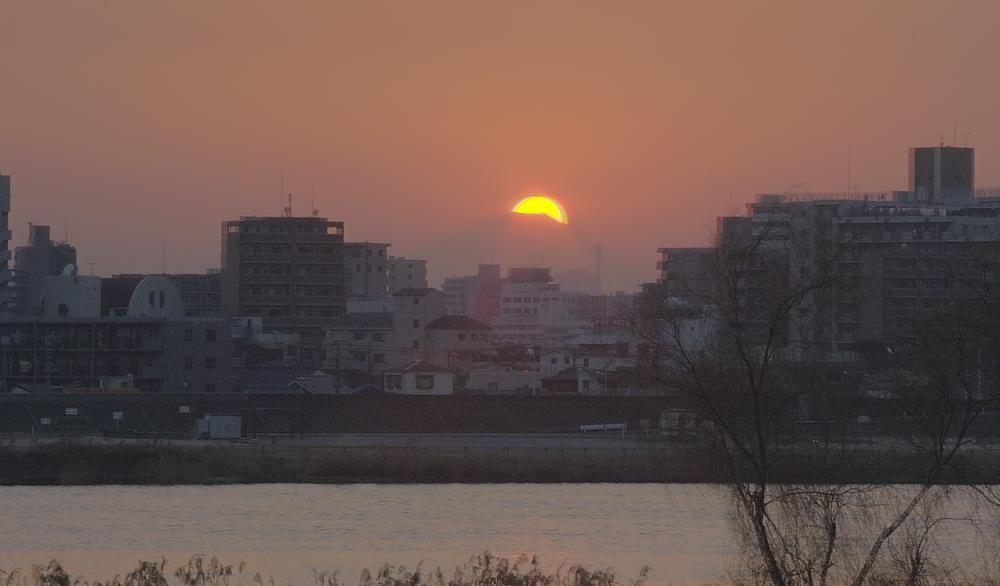 ダイヤモンド富士・葛飾区東四つ木_a0150260_0563328.jpg
