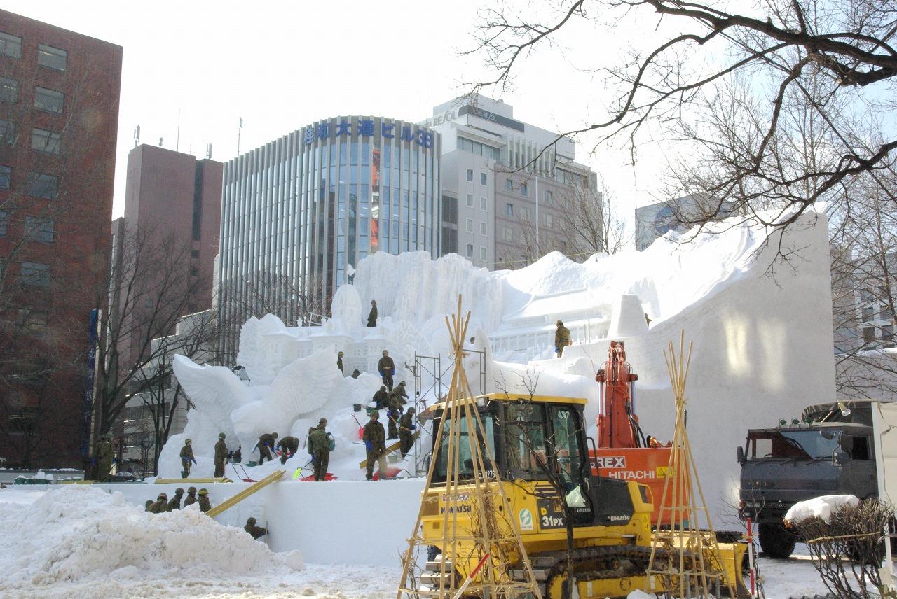 もうすぐ雪まつり!_a0107184_33937.jpg
