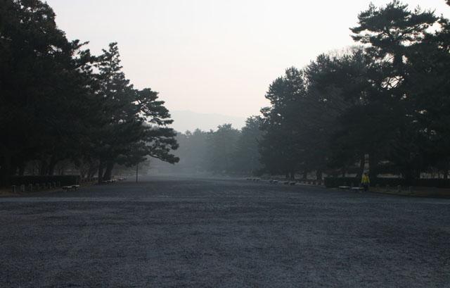 京都御苑 梅園 1_e0048413_21151164.jpg