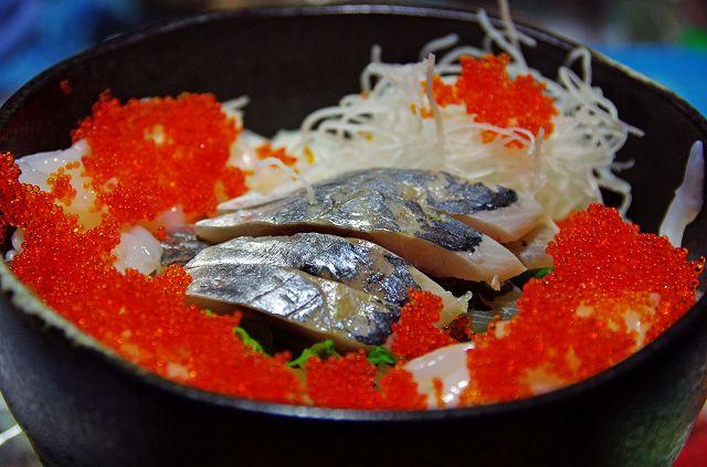 鯵丼♪_c0216518_9585240.jpg