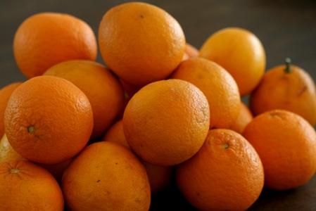 オレンジピール作り_b0048834_20365945.jpg