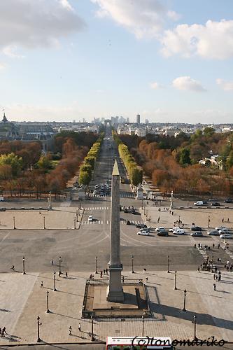 パリのキノコ観覧車_c0024345_1938666.jpg