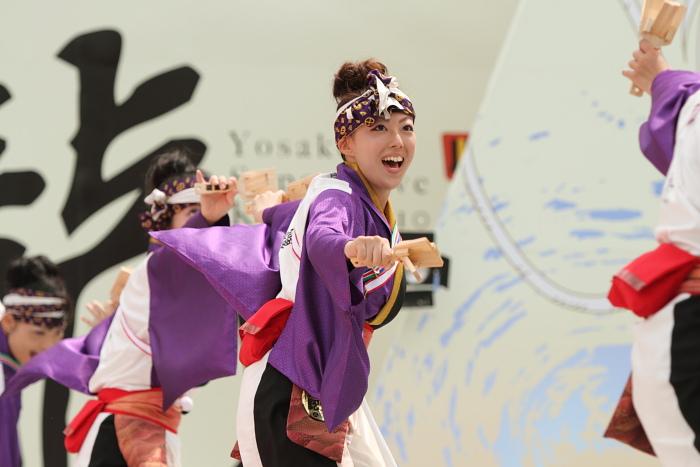 2010年よさこい祭り 全国大会 風舞輝~fubuki~ その2_a0077663_1874852.jpg