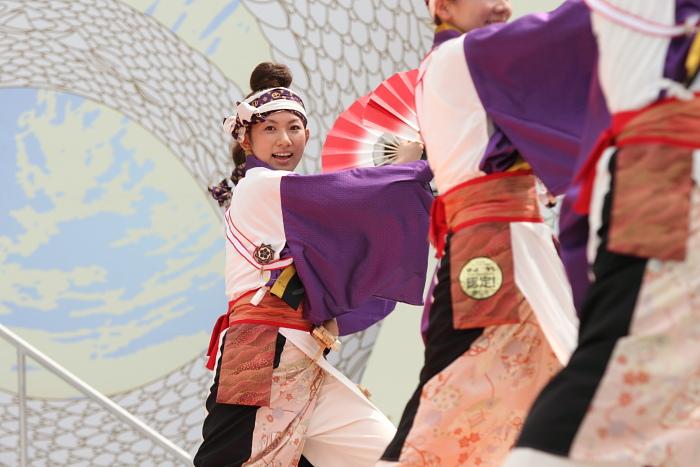 2010年よさこい祭り 全国大会 風舞輝~fubuki~ その2_a0077663_1882398.jpg