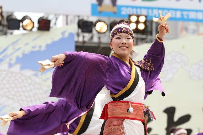 2010年よさこい祭り 全国大会 風舞輝~fubuki~ その2_a0077663_188679.jpg