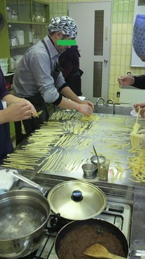 男性限定イタリア料理教室 奈良中部公民館にて_f0134268_14113996.jpg