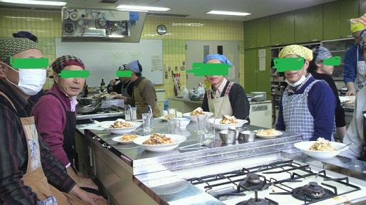 男性限定イタリア料理教室 奈良中部公民館にて_f0134268_14154096.jpg