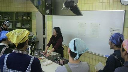男性限定イタリア料理教室 奈良中部公民館にて_f0134268_145113.jpg